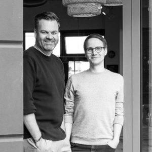 Arne Ewerbeck und Roman Witt - vegane Online Kochkurs