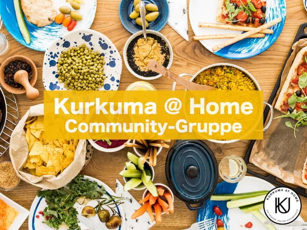 Kurkuma@home - Facebook Gruppe