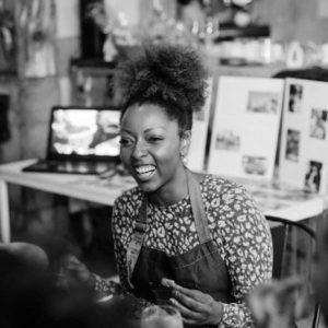 Magda_Tedla - Afrikanischer Online-Kochkurs