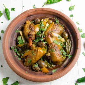 Le Marrakesch - Marrokanische Küche - Online Kochkurs