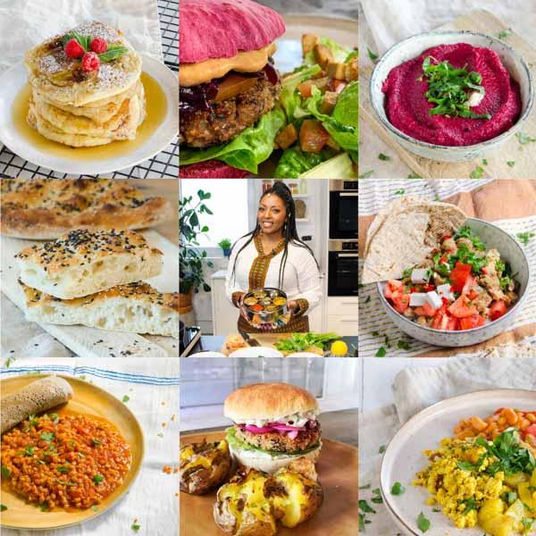 Frühlings-Angebot - 4 Online-Kochkurse