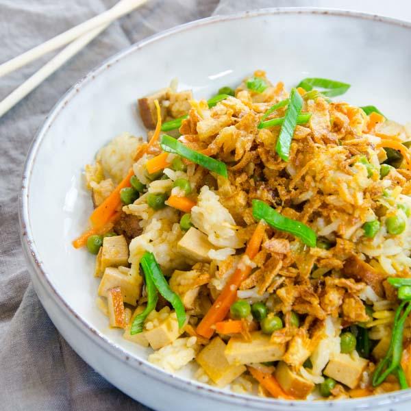 Thai Food vegan - Online-Kochkurs