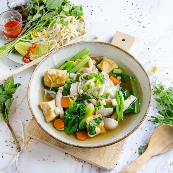 Vietnamesische Küche - Online Kochkurs