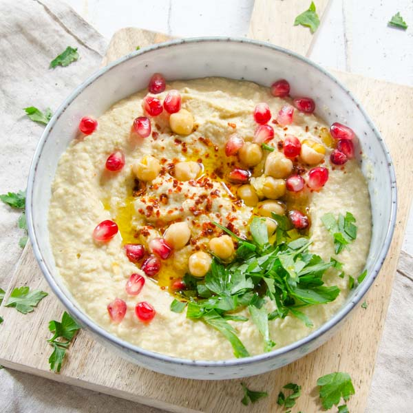 Israelische Küche - Online-Kochkurs